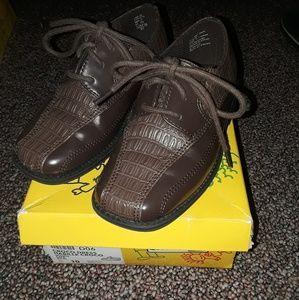 Toddler Boy dress shoe